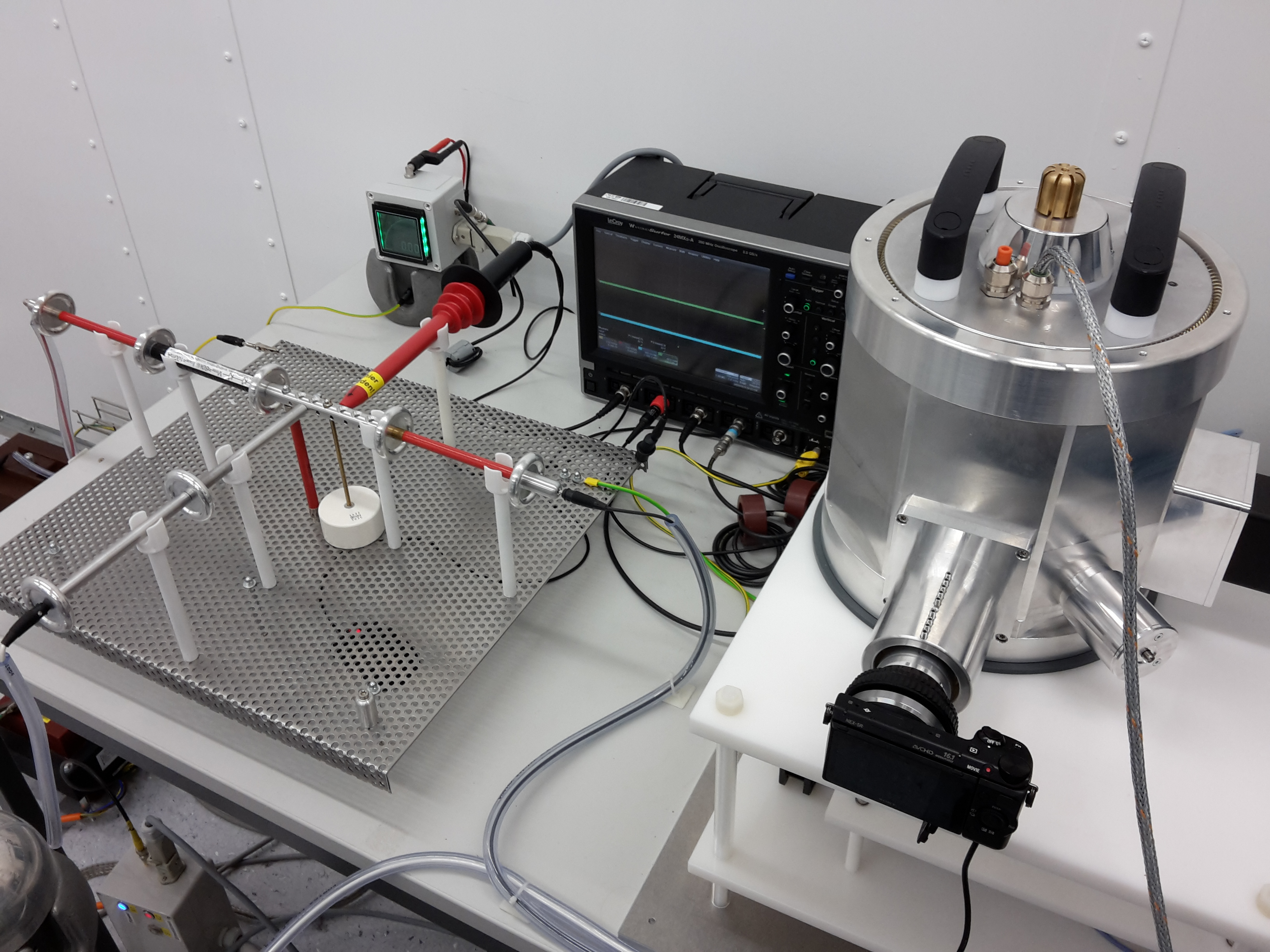 Electrical Insulation Challenges In Future Smart Grids Power Drytype Transformer Testing Open Test Bench Developed To Study The Influence Of Medium Voltage Converter Stresses On Durability Materials